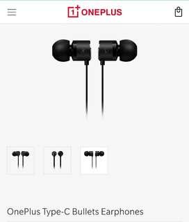 OnePlus Type-C Bullets Earphones
