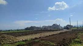 Tanah Kavling Murah Strategis di Perumahan Syari'ah Soreang Bandung