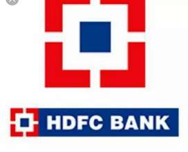 HDFC Bank job hiring all.over india..