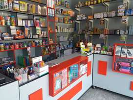 Running Stationery Shop for Sale