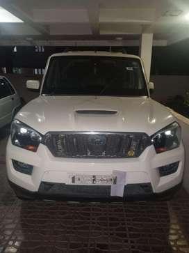 Mahindra Scorpio S10, 2014, Diesel