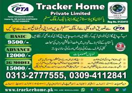 PTA approved Life time free car tracker with 3 year warranty real-time