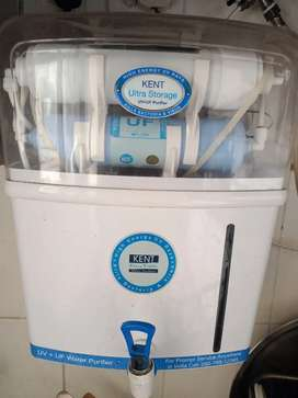 Kent UV+UF water purifier (excellent condition)