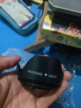 Lens Hood flower diameter 52mm