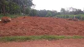 Flat land of 28 cents near Alamcode