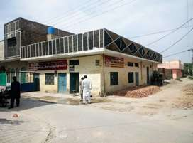 Corner House for sale in Faisal Town