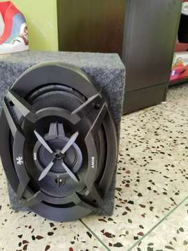 Sony speaker  new single piece