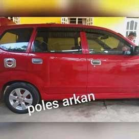 Poles mobil panggilan Bandarlampung