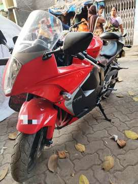 Hyosung Gt250R First owner Negotiable