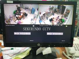 Paket CCTV 2Mp Free Sett Online Dan Instalasi