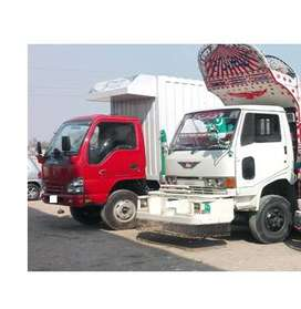 MAZDA, SHAHZORE, TRUCK, PICKUP, WITH LABOR AND WITHOUT LABOR FOR RENT