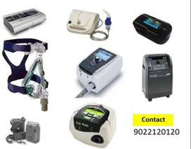 Bipap Auto CPAP Rental Oxygen Hospital Bed Syringe pump Air Purifier