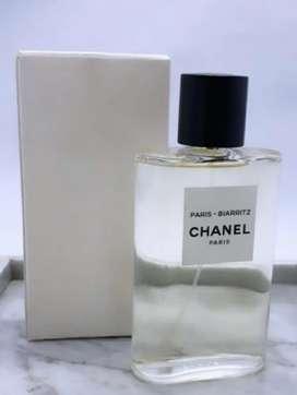 Tester Chanel Paris Biarritz 125ml
