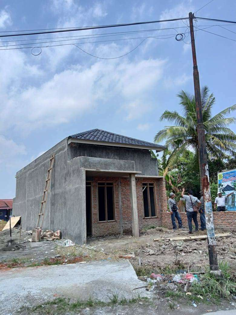 Khalifah Residence.. Hunian Mewah Klasik Terbaruu di Medan Tembung 0