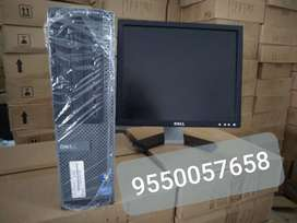 DELL CORE i3 4GB RAM 500GB HDD 17INC LCD KEY/MOUSE