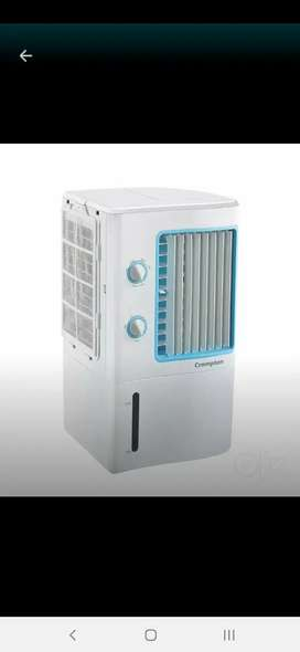 Crompton cooler Ginnie