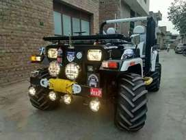 Full Modified Jeep for sale