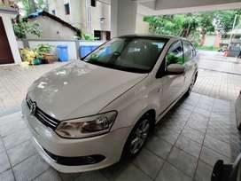 Volkswagen Vento Highline Petrol Automatic, 2011, Petrol