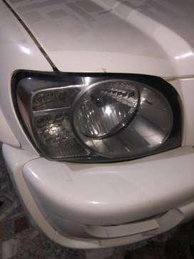 Scorpio  mhawk vlx left headlight orignal light