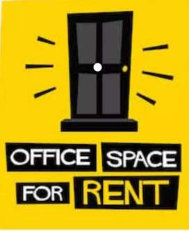 650 ft furnished office available for rent ,NR Virani chowk