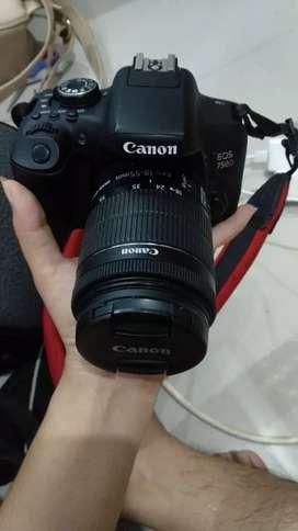 Canon DSLR 750D