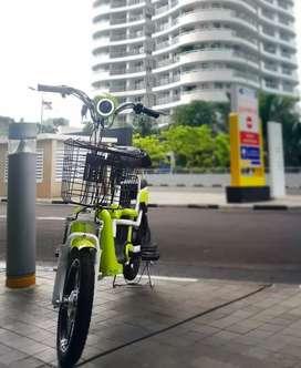 Sepeda Listrik ECGO