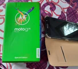 MOTO G5s plus Special edition