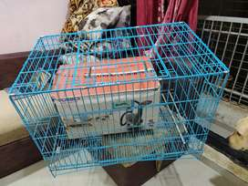 CAGE FOR DOG - GOOD CONDITION - 36 Inch