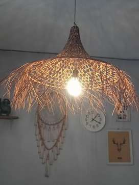 Asesoris lampu bali