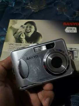 Kamera Sanyo jaman dlu