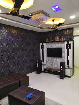 BROKERAGE FREE 3BHK NEWLY BUILT AND FULLY FURNISHED BEAUTIFUL FLAT.