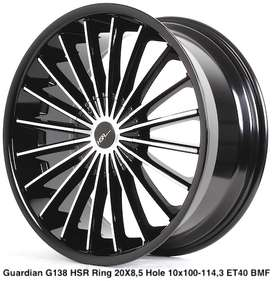 promo velg ring 20 di golden gate veteran