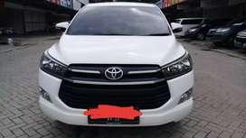 HARGA CASH Toyota Kijang Innova Reborn 2017 G AT Bensin
