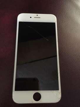 Lcd iphone 6 copotan ori