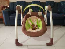 Babyswing cocolatte ayunan elektrik bayi