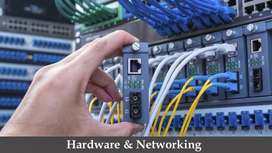 Hardware and Networking Engineer