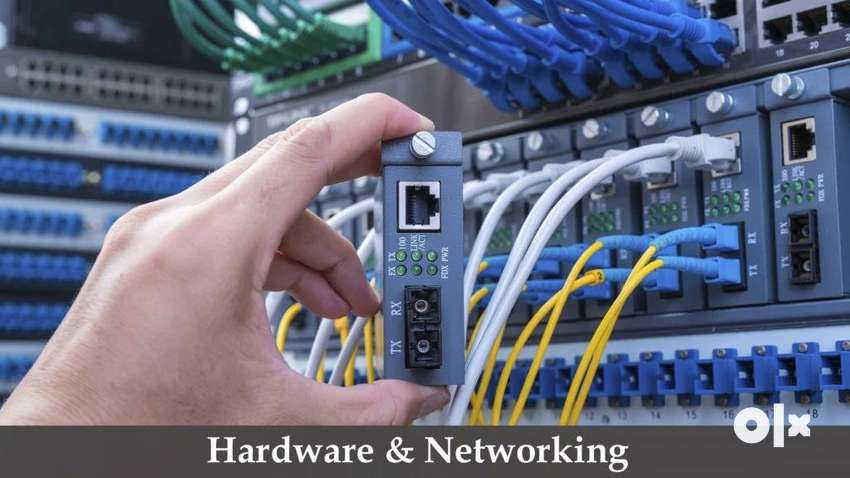 Hardware and Networking Engineer 0