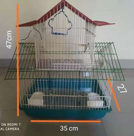 Bird cage or house