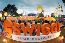 Delivery boys requirement in Swiggy