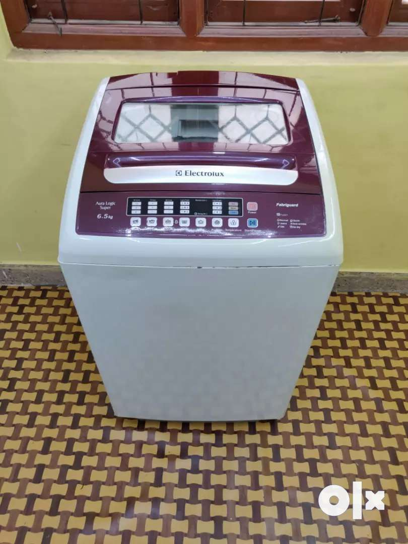 Free home delivery Electrolux 6.5 kg top load fully 0