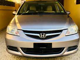 honda City available on easy monthly installments.