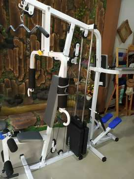 Home gym 2 sisi ( best seller multy gym central sport)