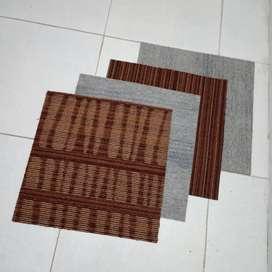 Tersedia Karpet Lantai second berkualitas siap pakai