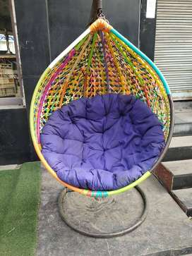 swing chairs @ 7500 plus gst
