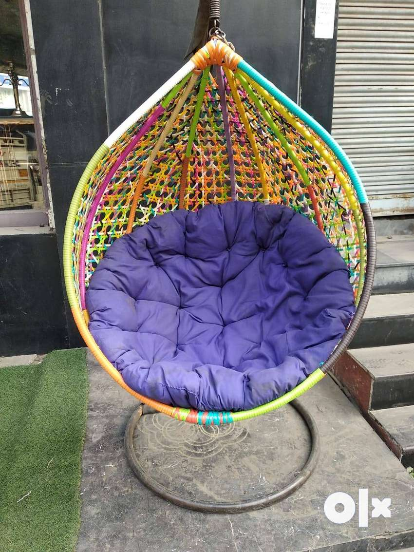 swing chairs @ 7500 plus gst 0
