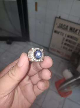Blue Safir Star Steer Birma
