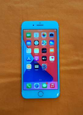 iPhone 7 plus 128 gold neat condition