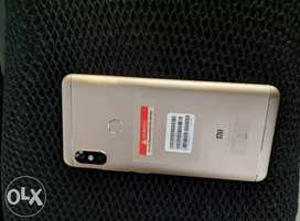 Scratch less Redmi Note 5 Pro, Condition New