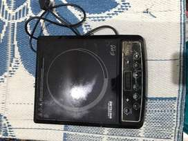 Old induction cooktop
