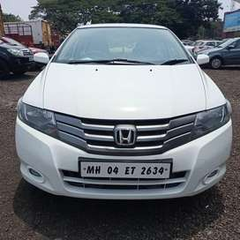Honda City 2011-2013 V AT Exclusive, 2011, Petrol